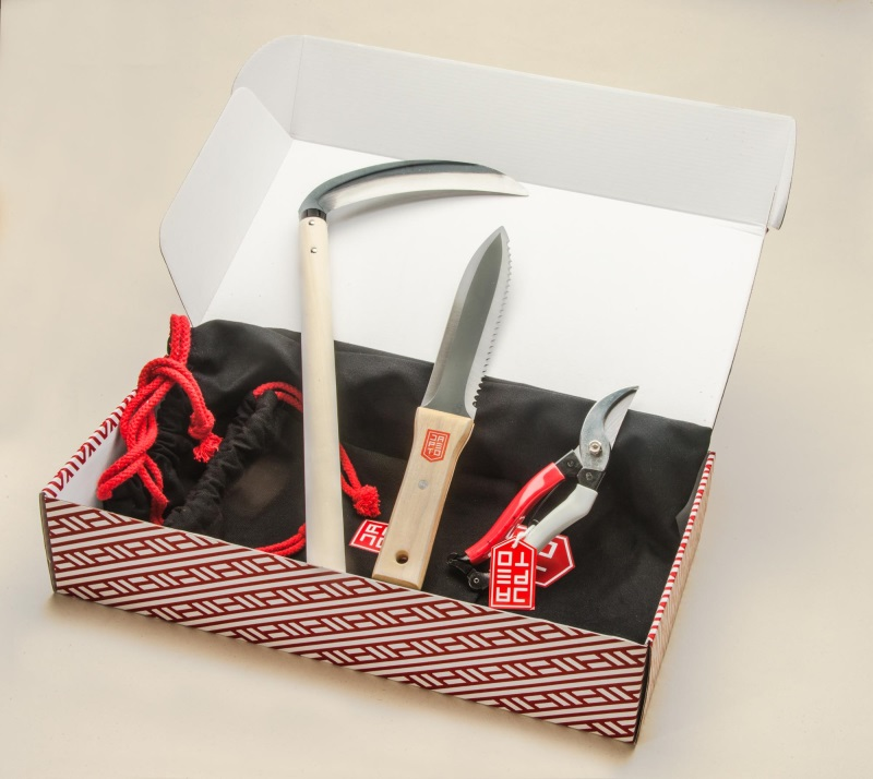 Japanese Garden Pruning Set